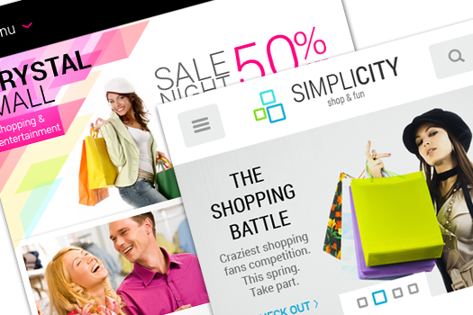 Shopping templates